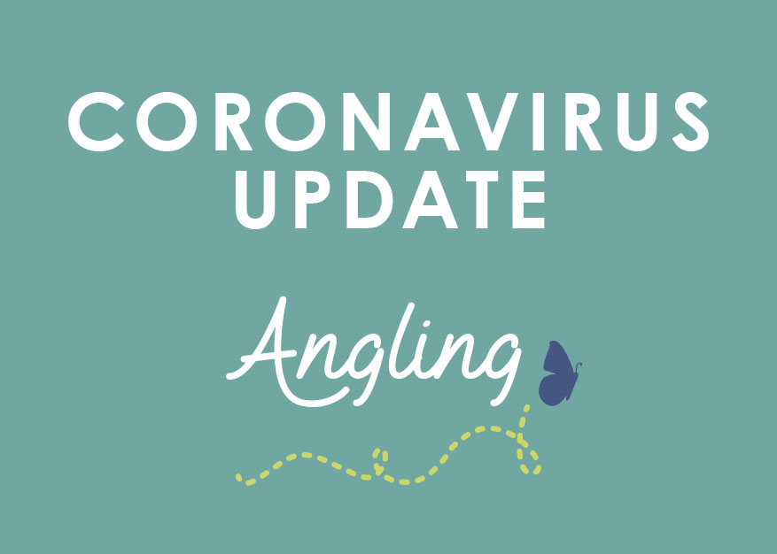CORONAVIRUS UPDATE Fishing