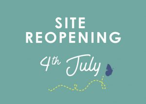Withy Water Site Reopening 4th July