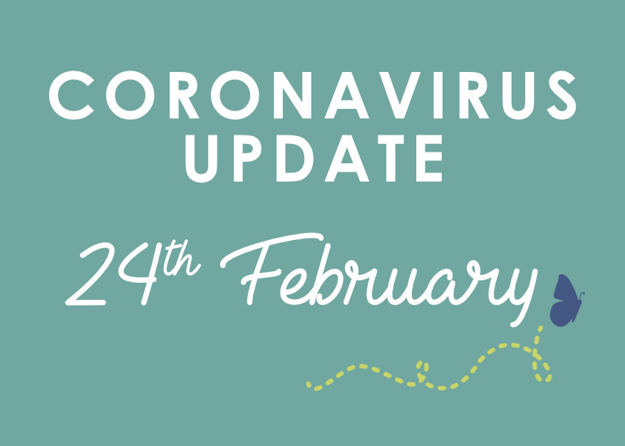 Withy Water Caravan Park Feb 2021 Coronavirus Update